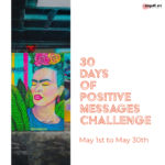 30 Days of Positive Messages